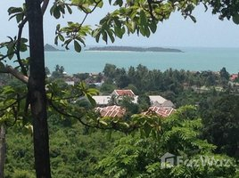 N/A Property for sale in Bo Phut, Surat Thani Bophut Land For Sale