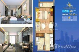 1 bedroom ຄອນໂດ for sale at Vientiane Life Center (VLC) in ວຽງຈັນ, ລາວ