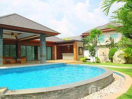 4 Bedrooms Villa for rent in Huai Yai, Pattaya Baan Piam Mongkhon