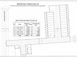 海防市 Dong Hoa Lô đất nền tái định cư Phương Khê - Đồng Hoà, chỉ 17 tr/m2 N/A 土地 售