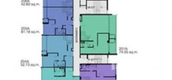 Building Floor Plans of Downtown Forty Nine