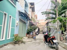 胡志明市 Tan Phu Cho thuê nhà 2 lầu hẻm 803 Huỳnh Tấn Phát, hẻm an ninh 4 卧室 屋 租