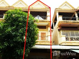 4 Bedrooms Townhouse for sale in Phnom Penh Thmei, Phnom Penh Other-KH-75120
