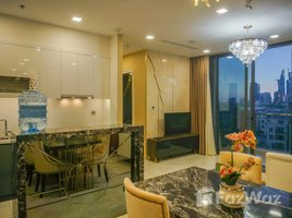 胡志明市 Ben Nghe Vinhomes Golden River 2 卧室 公寓 租