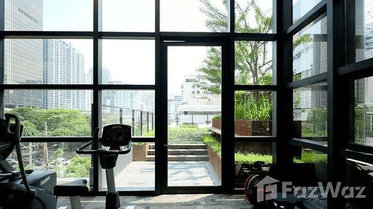 3D Walkthrough of the Communal Gym at The Lofts Asoke