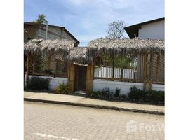 Santa Elena Manglaralto Casa Valdivia: Just A Few Short Blocks To The Olon Beach, Olón, Santa Elena 4 卧室 房产 租