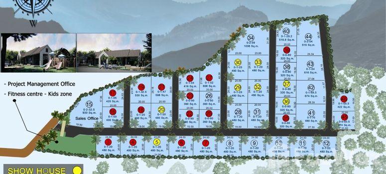Master Plan of Hua Hin Grand Hills - Photo 1