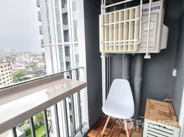 Studio Condo for rent in Huai Khwang, Bangkok Chapter One ECO Ratchada - Huaikwang