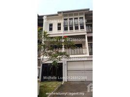 6 Bedrooms Townhouse for sale in Setapak, Kuala Lumpur Taman Melawati, Kuala Lumpur