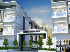 3 Bedrooms Townhouse for sale in Chreav, Siem Reap Modern Angkor Villa