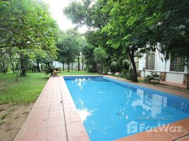 4 Bedrooms Villa for rent in Srah Chak, Phnom Penh Private Pool Large Four Bedroom Villa For Rent in Chroy Chungva | Phnom Penh