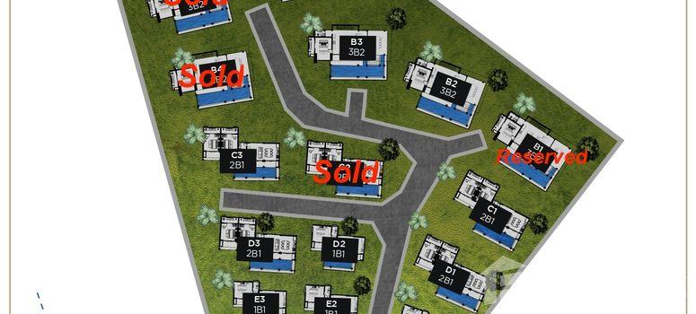 Master Plan of DUNE Residences Phuket - Photo 1