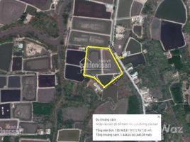 N/A Land for sale in An Thoi Dong, Ho Chi Minh City Cần Bán 11.458m đất Mặt Tiền Đường rạch lá thuộc xã An Thới Đông huyện cần giờ