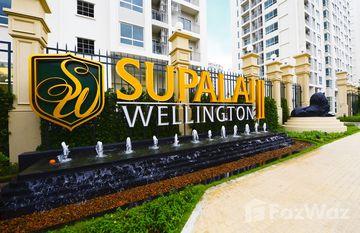 Supalai Wellington 2 in Huai Khwang, Bangkok