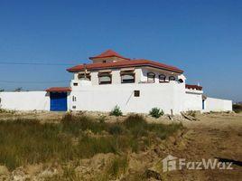 3 chambres Villa a vendre à Na Martil, Tanger Tetouan Villa near the Beach of Sidi Abdel Salam Touloul