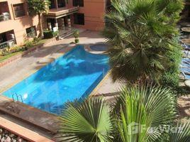 2 Schlafzimmern Appartement zu vermieten in Na Menara Gueliz, Marrakech Tensift Al Haouz Charmant appartement au centre ville