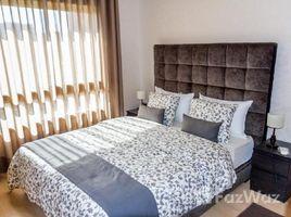 Marrakech Tensift Al Haouz Na Menara Gueliz Très joli appartement à louer meublé, style moderne avec une belle terrasse vue sur le golf, jardin et piscine, au Prestigia Golf Resort 1 卧室 住宅 租