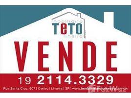 N/A Terreno à venda em Fernando de Noronha, Rio Grande do Norte Chácara São José, Limeira, São Paulo
