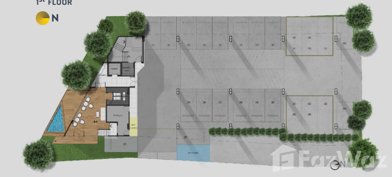 Master Plan of Groove Ratchada - Ladprao - Photo 1