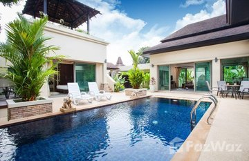 Botanica Luxury Villas (Phase 1) in Thep Krasattri, Phuket