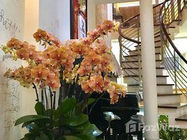 Studio Nhà mặt tiền cho thuê ở Láng Hạ, Hà Nội Cho thuê nhà đẹp ở Yên Lãng, DT: 60m2x5T, MT: 3,5m full nội thất, giá thuê 23 tr/th LH: +66 (0) 2 508 8780