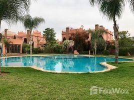 Marrakech Tensift Al Haouz Na Annakhil Villa à louer à Marrakech 4 卧室 别墅 租