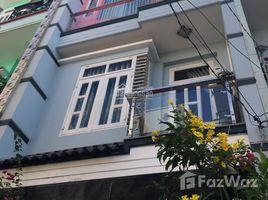 3 Bedrooms House for sale in Binh Tri Dong A, Ho Chi Minh City hà 2 lầu hẻm thông 5m đường Hương Lộ 2 4mx10m