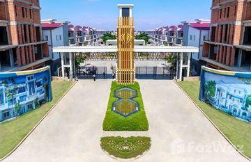 Borey Peng Huoth : The Star Jumeirah in Preaek Anhchanh, Kandal