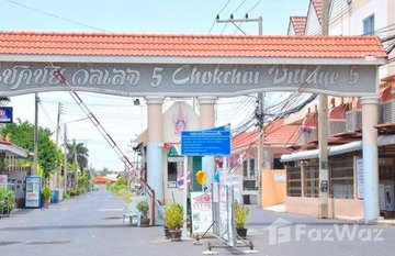 Chokchai Village 5 in Nong Prue, Pattaya