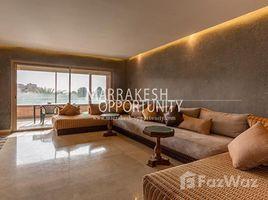 3 Bedrooms Apartment for rent in Na Machouar Kasba, Marrakech Tensift Al Haouz Location appartement de haut standing sur golf