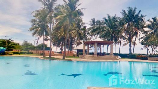 3D Walkthrough of the Communal Pool at Springfield Beach Resort