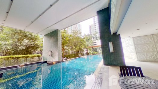 3D Walkthrough of the Communal Pool at The Address Chidlom