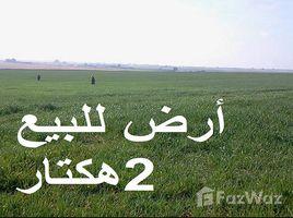 N/A Land for sale in Azemmour, Doukkala Abda قطع أرضية مجهزة للفلاحة نواحي إثنين هشتوكة