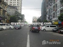 လမ်းမတော်, ရန်ကုန်တိုင်းဒေသကြီး 1 Bedroom House for rent in Lanmadaw, Yangon တွင် 1 အိပ်ခန်း အိမ်ခြံမြေ ငှားရန်အတွက်