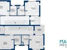 3 غرف النوم فيلا للبيع في Makadi, الساحل الشمالي Makadi Orascom Resort