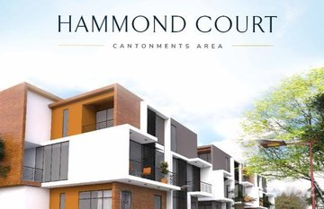 CANTONMENT HAMMOND COURT in , Greater Accra