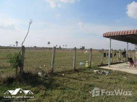 Kampong Speu Angk Popel Land For Rent in Kampong Speu N/A 房产 售