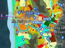 坚江省 Duong Dong Đất nền KP5, TT Dương Đông, Phú Quốc, giá chỉ 20 triệu/m2, LH: 0919.419.539 N/A 土地 售