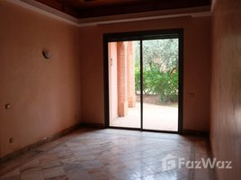Marrakech Tensift Al Haouz Na Annakhil Appartement RDJ 3 chambres - Palmeraie 3 卧室 住宅 售
