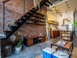 2 Bedrooms House for sale in Voat Phnum, Phnom Penh Doun Penh | 2 Bedroom Duplex Renovate Townhouse For Sale In Wat Phnom | $170,000