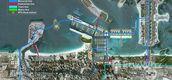 Master Plan of Burj Vista 1