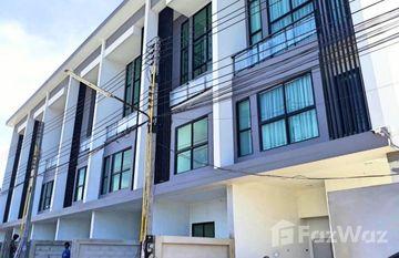 Town Home Thep Prasit in Nong Prue, Pattaya