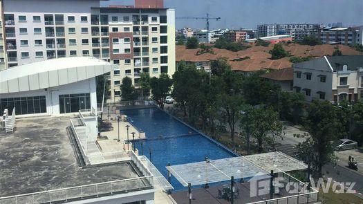 Photos 1 of the Communal Pool at Smart Condo at Rama 2