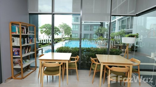 Photos 1 of the Library / Reading Room at Ideo Mobi Sathorn