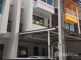 3 Bedrooms Townhouse for sale in Suthep, Chiang Mai Townhouse 3 Storey For Sale At Nimman