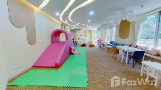 3D Walkthrough of the Indoor Kids Zone at All Seasons Mansion
