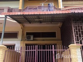 3 Bedrooms Property for sale in Chhbar Ampov Ti Muoy, Phnom Penh House for Sale Located in Chbar Ampov