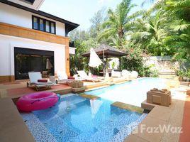 5 Bedrooms Villa for rent in Choeng Thale, Phuket Chom Tawan Villa