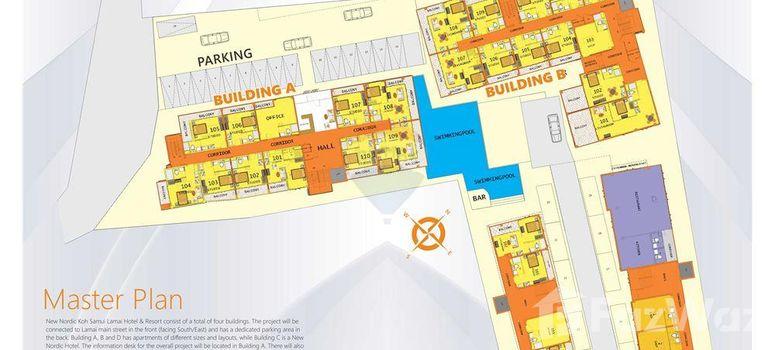 Master Plan of New Nordic Koh Samui - Photo 1