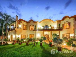 Rabat Sale Zemmour Zaer Na Agdal Riyad Super Villa de 2 229 m² à Vendre sur Rte Zaer 8 卧室 屋 售